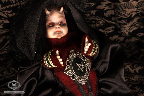 Baby Lucifer XII