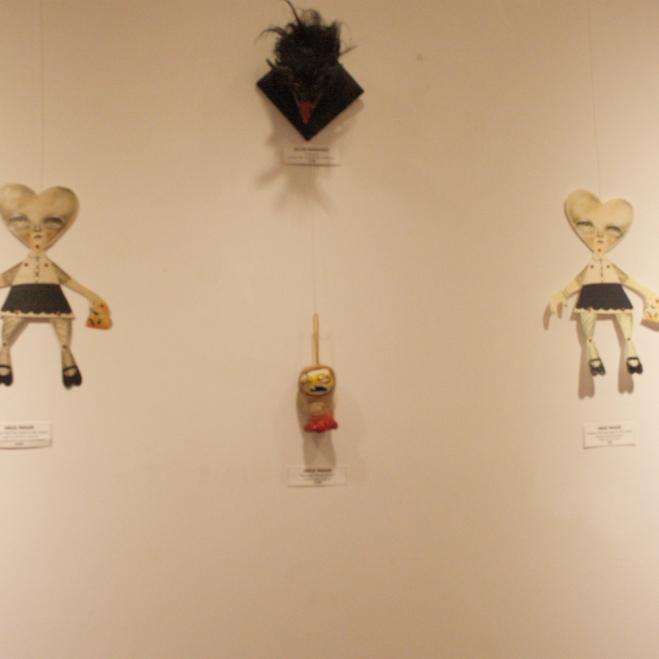 Paper Dolls & Thum Chum by Angie Mason