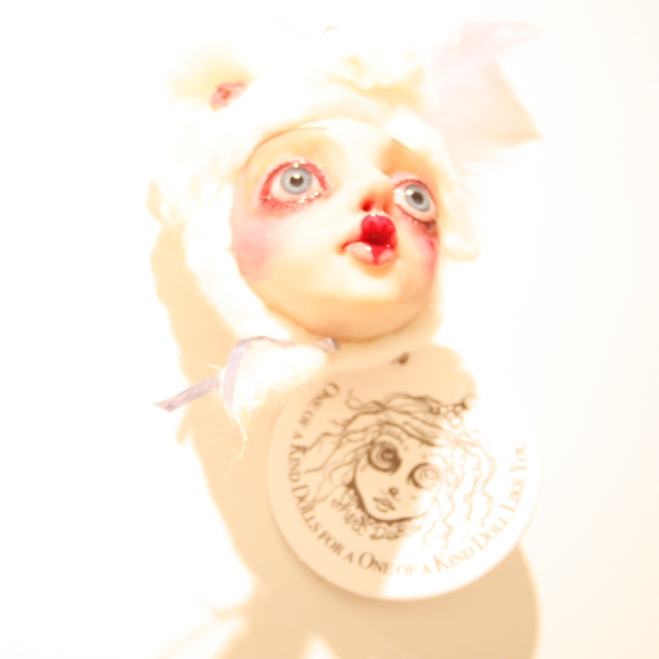 Decapitated Dolly Heads by Sheri Debow