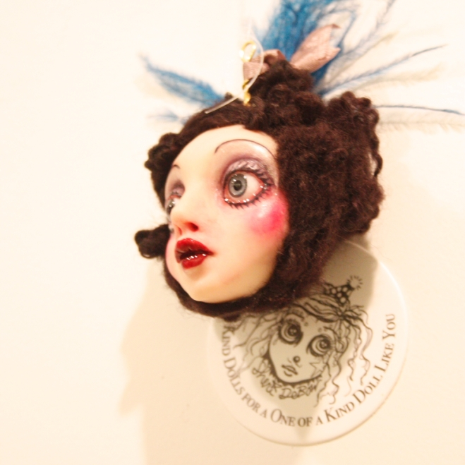 Decapitated Dolly Heads Sheri Debow