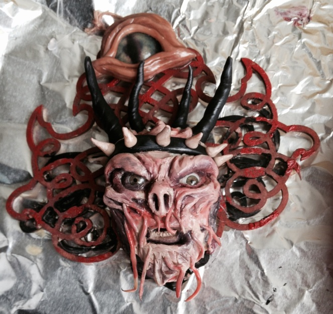 Oderus Urugus the Myth by Embry Blue