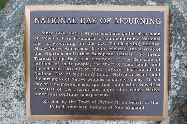 National Day of Mourning Stone